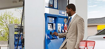 Business gas credit cards corporate gas cards esso every trip has a way to pay reheart Gallery