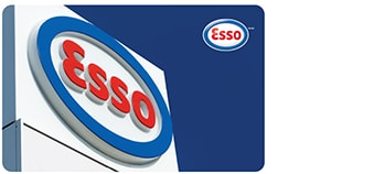 Manage personal and business accounts esso esso gift cards reheart Choice Image