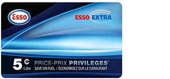 Manage personal and business accounts esso esso extra blue card reheart Choice Image